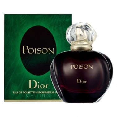 Christian Dior Poison - 20ml EDP Gift Set With Body Lotion