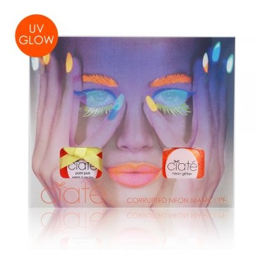 Ciate Corrupted Neon Manicure Glows Under UV Light - Club Tropicana