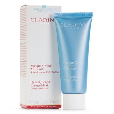 Clarins HydraQuench Cream-Mask 75ml For Dehydrated Skin
