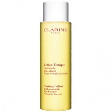 Clarins Toning Lotion With Camomile for Normal/Dry Skin 200ml