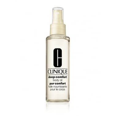 Clinique - 125ml Deep Comfort Body Oil