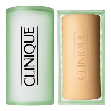 Clinique Facial Soap Oily Skin Formula with Dish 150g