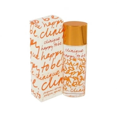 Clinique Happy To Be - 100ml Eau De Parfum Spray.