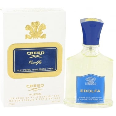 Creed Erolfa 120ml Millesime Parfum Spray For Men.