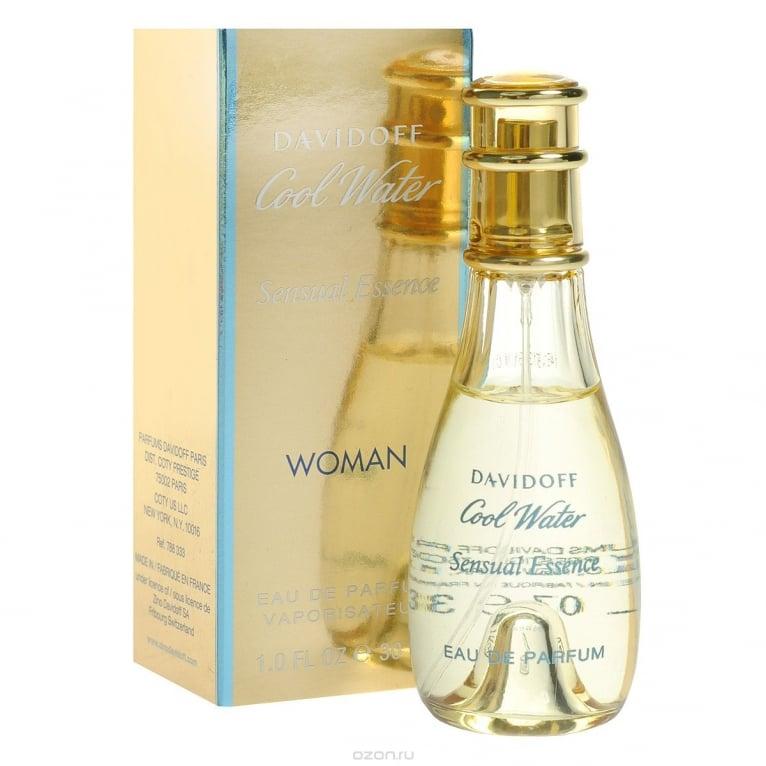 Davidoff Cool Water Sensual Essence 30ml Eau De Parfum Spray