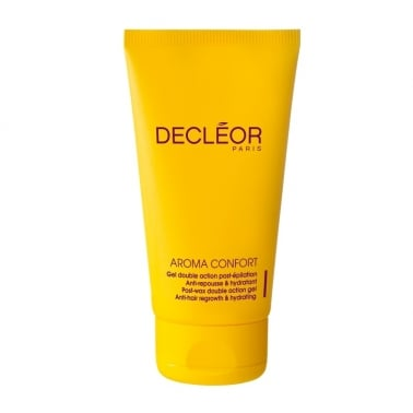 Decleor 125ml Aroma Confort Post-Wax Double Action Gel Anti-Hair Regrowth