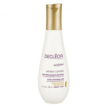Decleor Aroma Cleanse Youth Cleansing Milk (Mature Skin) 200ml