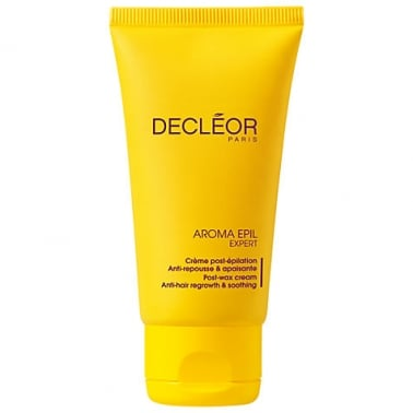 Decleor Aroma Epil Post- Wax Cream Anti-Hair Regrowth & Soothing 50ml.