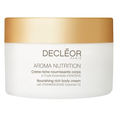 Decleor Aroma Nutrition Nourishing Rich Body Cream 200ml.