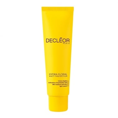 Decleor Hydra Floral Multi Protection 25hr Moisture Activator Light Cream 50ml.