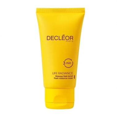 Decleor Life Radiance Flash Radiance Mask (All Skin Types) 50ml.
