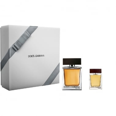 Dolce & Gabbana The One For Men - Gift Set With 100ml EDT Spray and 30ml EDT Spray