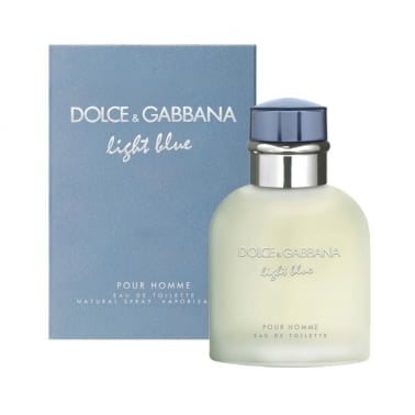 Dolce and Gabbana Light Blue Homme - 200ml Eau De Toilette Spray.