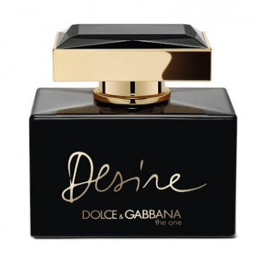 Dolce and Gabbana The One Desire 75ml Eau De Parfum Intense Spray.