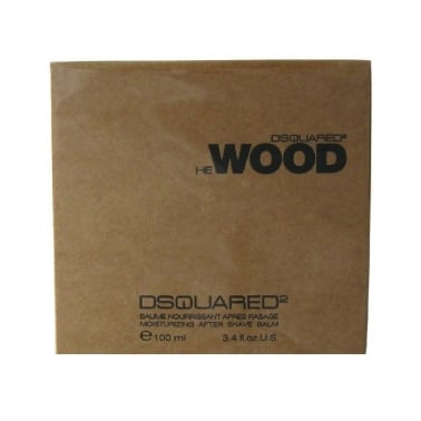 DSquared2 He Wood Pour Homme - 100ml Aftershave Balm, Damaged Box.