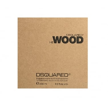 DSquared2 He Wood Pour Homme - 200ml Body Wash Gel, Damaged Box.