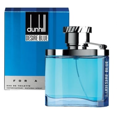Dunhill Desire Blue - 100ml Eau De Toilette Spray.