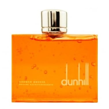 Dunhill Pursuit - 200ml Shower Breeze, Shower Gel, Damaged Box.