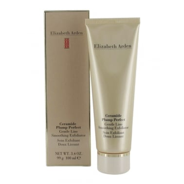 Elizabeth Arden Ceramide Plump Perfect Gentle Line Smooothing Exfoliator 100ml.