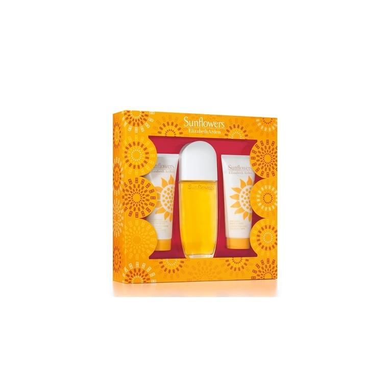 Sunflowers 100ml Perfume Arden Gift Set Elizabeth BerdWxCo