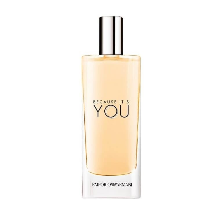 Emporio Armani Because Its You Pour Femme 15ml Eau De Parfum