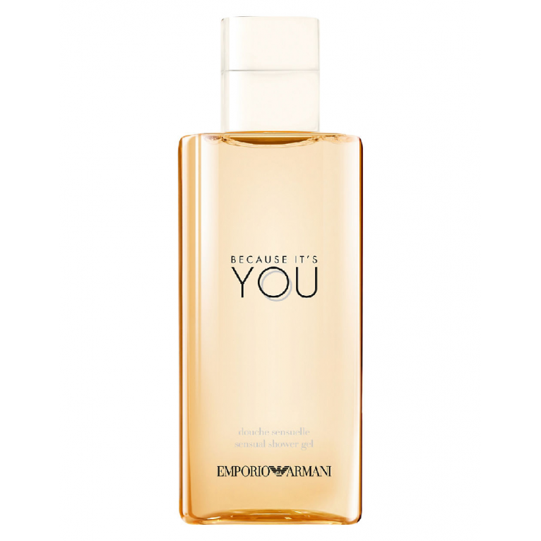Emporio Armani Because Its You Pour Femme 200ml Sensual Shower Gel