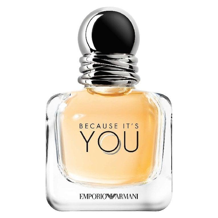 Emporio Armani Because Its You Pour Femme 30ml Eau De Parfum Spray