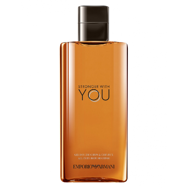 Emporio Armani Stronger With You Pour Homme - 200ml Shower Gel.