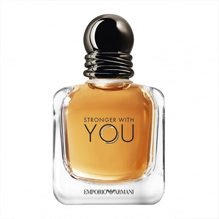 Emporio Armani Stronger With You Pour Homme - 50ml Eau De Toilette Spray.
