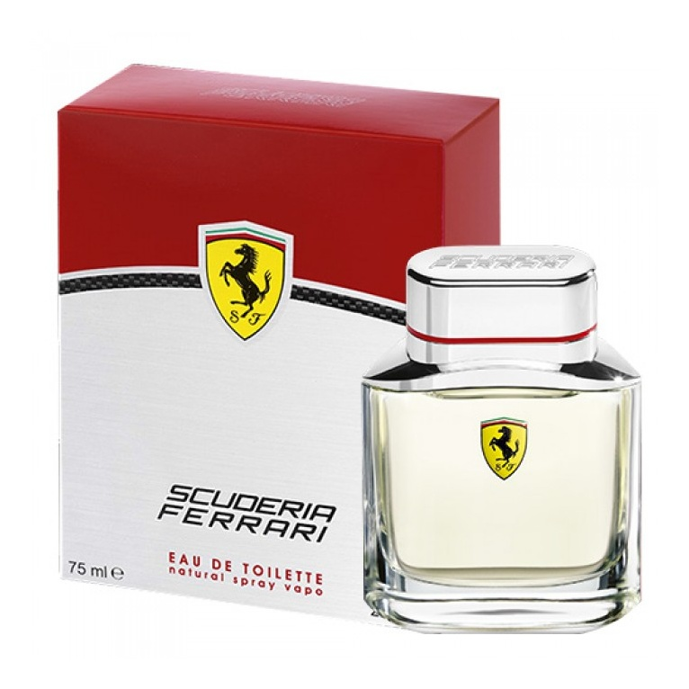 Ferrari Scuderia 75ml Eau De Toilette Spray.