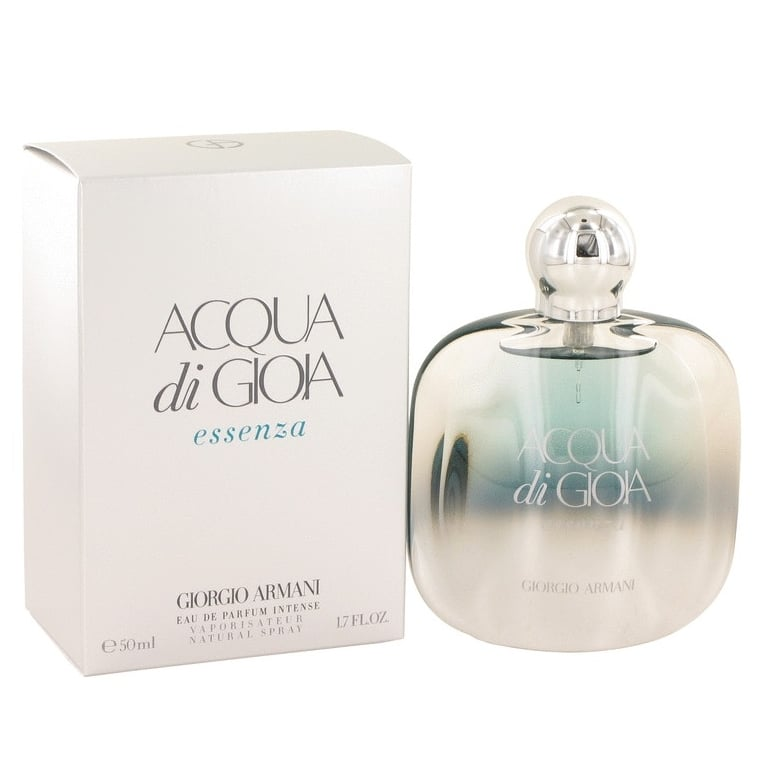 Eau Spray De Parfum Acqua Essenza Gio 100ml Di Intense Rj34A5L
