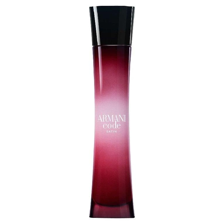 Pour 50ml Spray Parfum Satin Eau Femme De Code pLMjqzGSUV