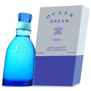 Giorgio Ocean Dream For Men - 100ml Eau De Toilette Spray.
