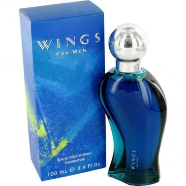 Giorgio Beverly Hills Wings For Men - 100ml Eau De Toilette Spray.
