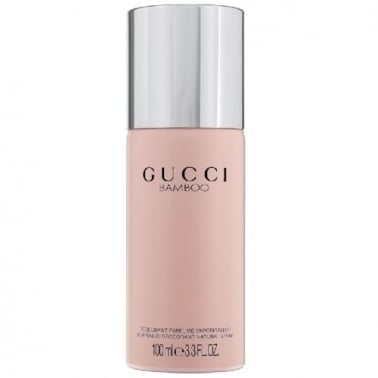 Gucci Bamboo - 100ml Deodorant Spray.