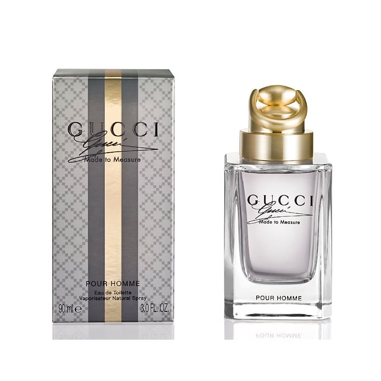 Gucci By Made To Measure - 50ml Eau De Toilette Spray.