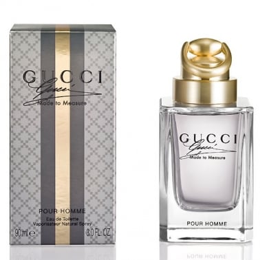 Gucci By Gucci Made To Measure - 90ml Eau De Toilette Spray.