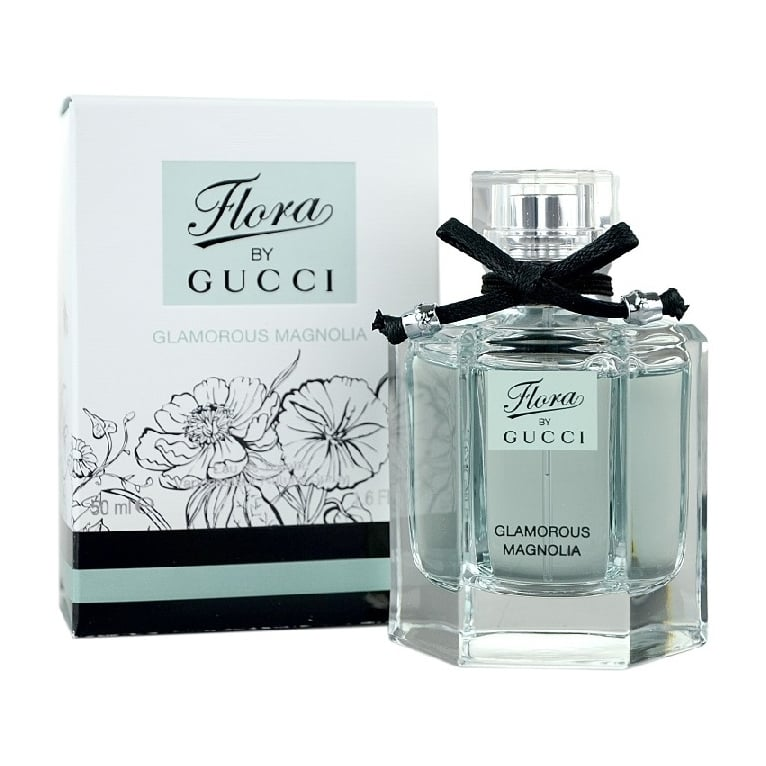 4bfc042c7b7 Gucci Flora Glamorous Magnolia - 50ml Eau De Toilette Spray.