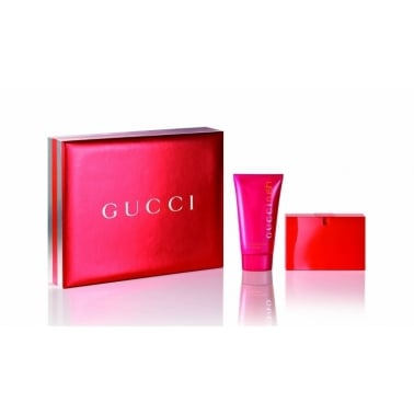 Gucci Rush - Gift Set 30ml Eau De Toilette & 50ml Body Lotion.