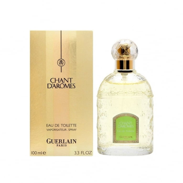 Guerlain Chant d'Aromes - 100ml Eau De Toilette Spray.