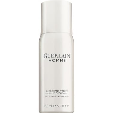 Guerlain Homme - 150ml Deodorant Spray, Damaged.