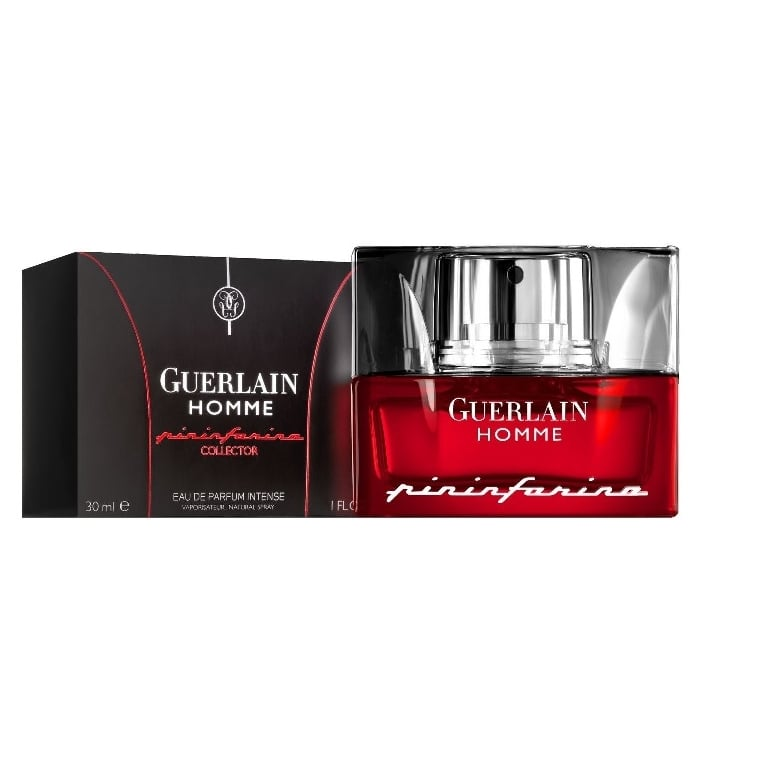 Guerlain Homme Intense Pininfarina Collector Edition - 30ml Eau De Parfum Spray.