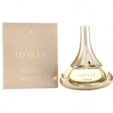 Guerlain Idylle - 35ml Eau De Toilette Spray, Damaged Box.