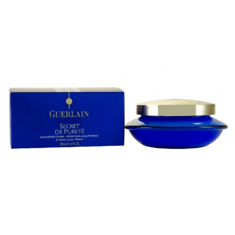 Guerlain Secret De Purete Cleansing Cream 190ml Damaged Box