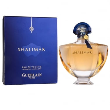 Guerlain Shalimar - 75ml Eau De Cologne Spray.