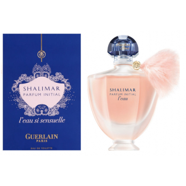 Guerlain Shalimar Parfum Initial L'eau - 40ml Eau De Toilette Spray, Damaged Box.