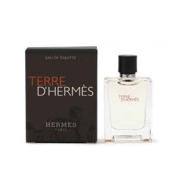 Hermes Terre D'Hermes - 12.5ml Miniature EDT Spray.