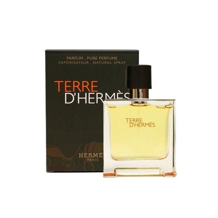 Hermes Terre Dhermes 125ml Miniature Pure Parfum Spray