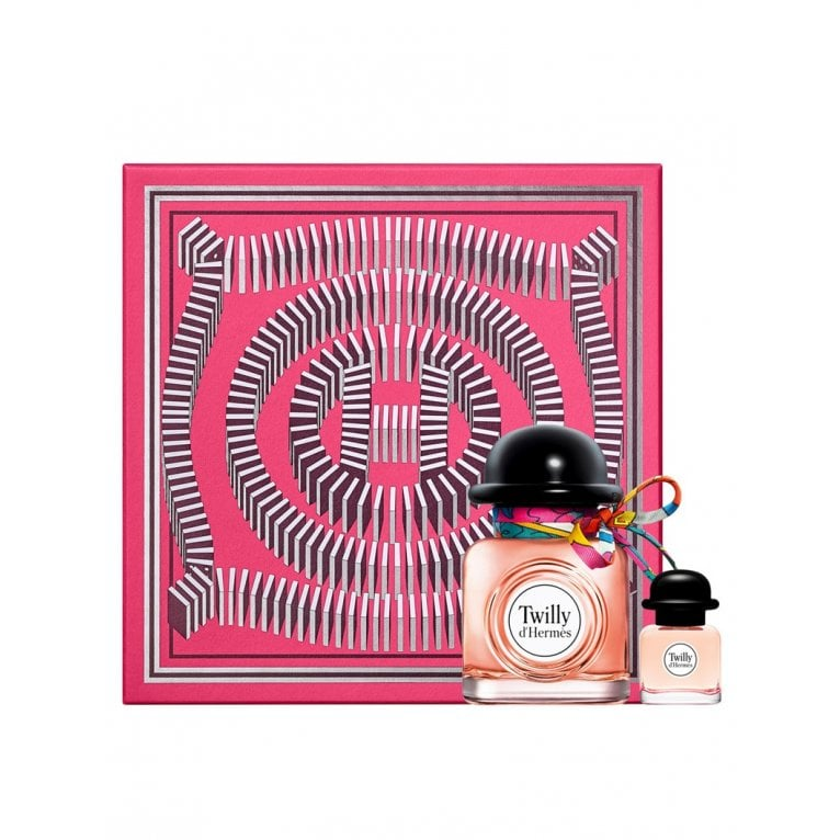 Hermes Twilly Dhermes Gift Set With 50ml Eau De Parfum Spray And