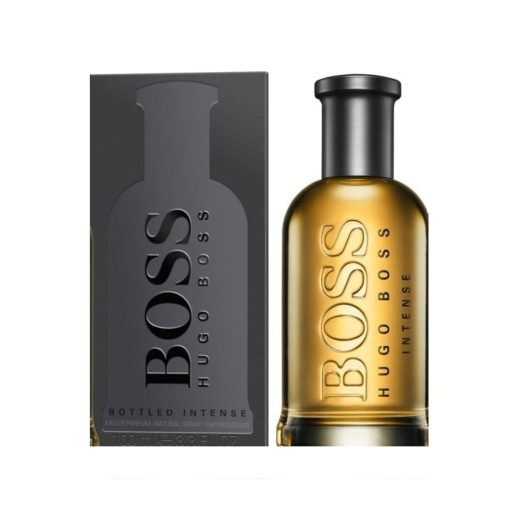 Hugo Boss Bottled Intense - 100ml Eau De Parfum Spray.